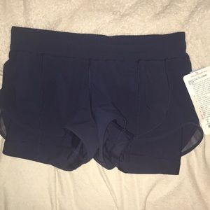 "Lululemon ""workout to water short"""